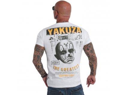 Yakuza Ink. - pánské triko The Greatest 19033