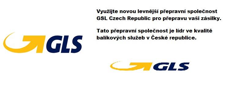 Nová přepravní společnost GLS