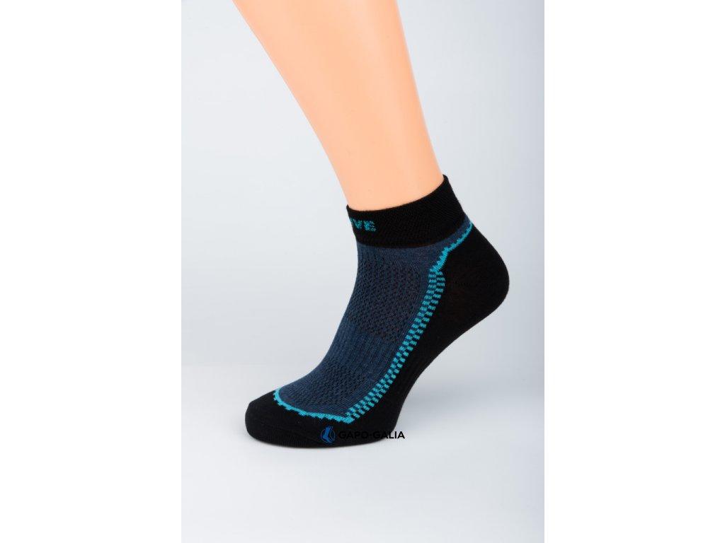 Kotníkové ponožky ACTIVE 5ks