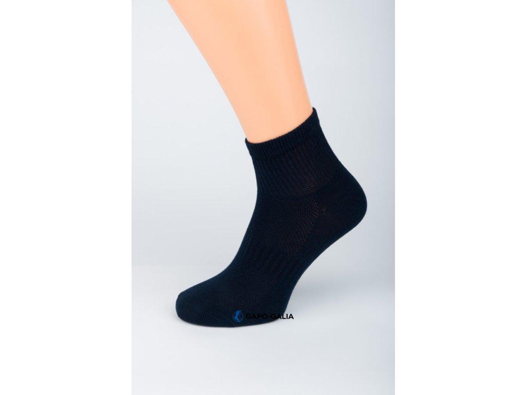 Kotníkové ponožky FIT 5ks