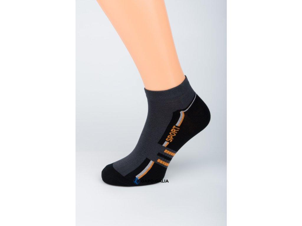 Kotníkové ponožky SPORT 5ks