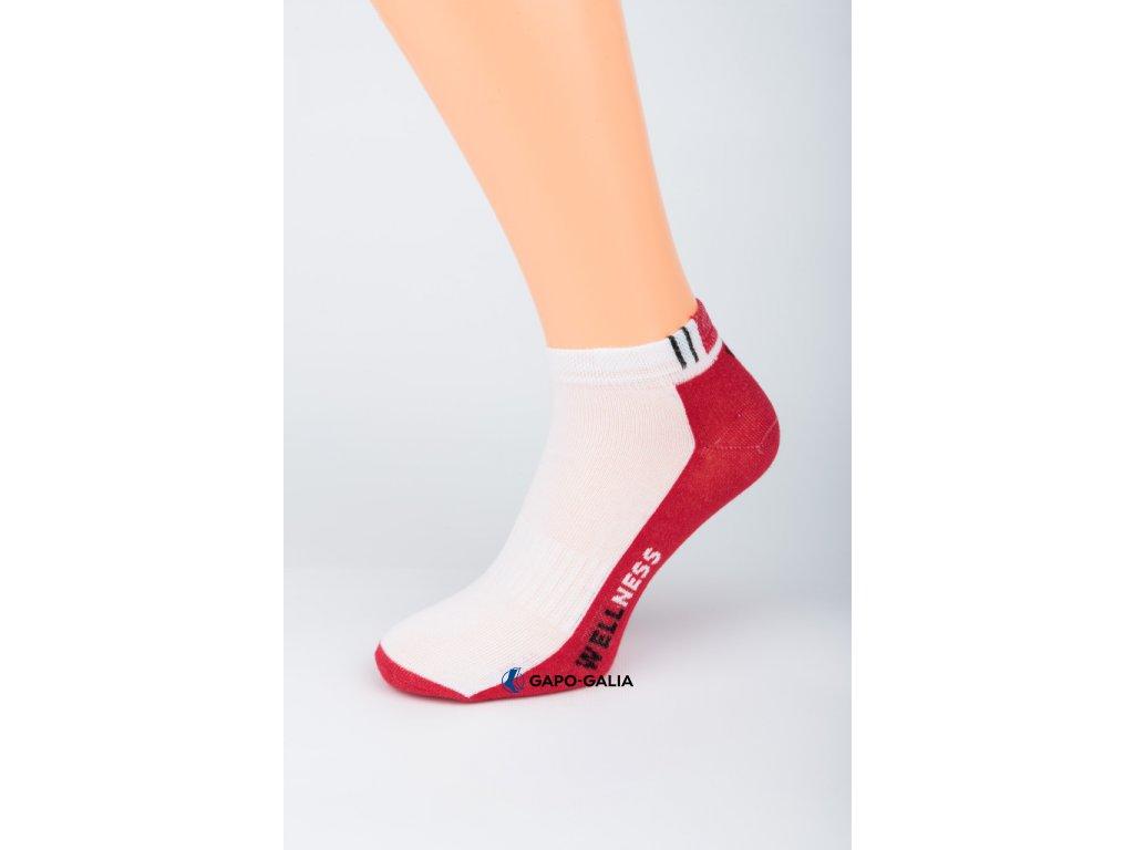 Kotníkové ponožky WELLNESS 5ks