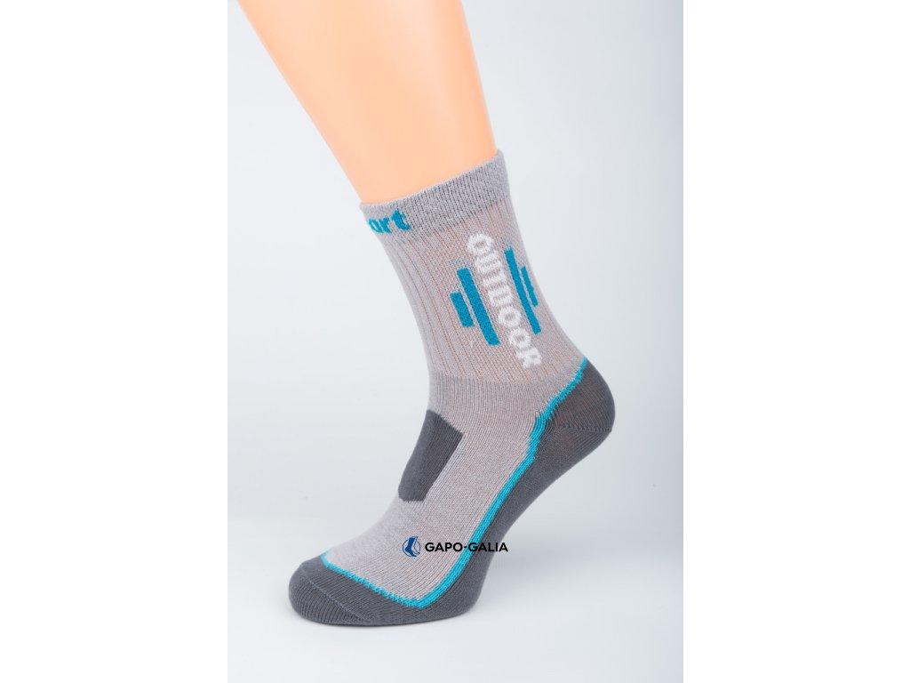 Sportovní ponožky OUTDOOR 5ks
