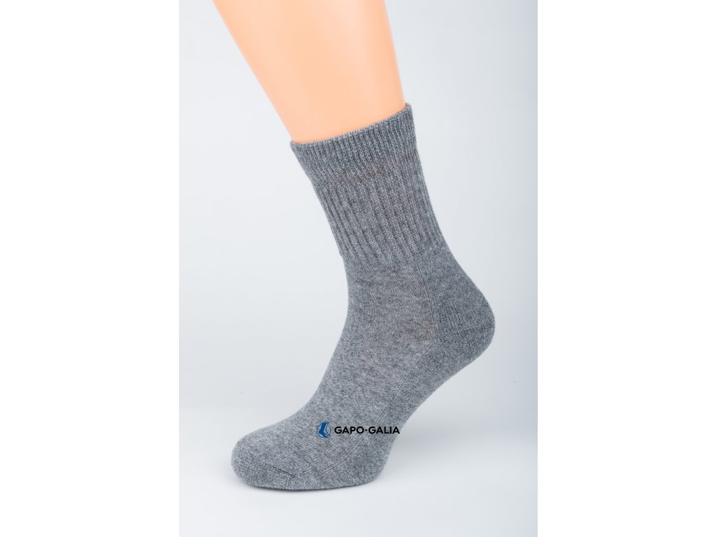 Sportovní ponožky Zdravotní DSL 5ks