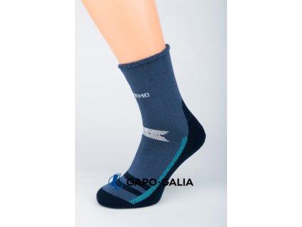 Zimní ponožky ZDRAVOTNÍ GAPO 5ks