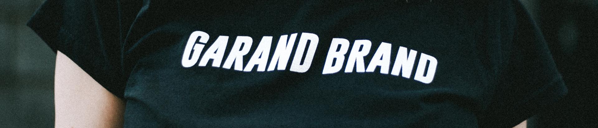 garand brand basic logo