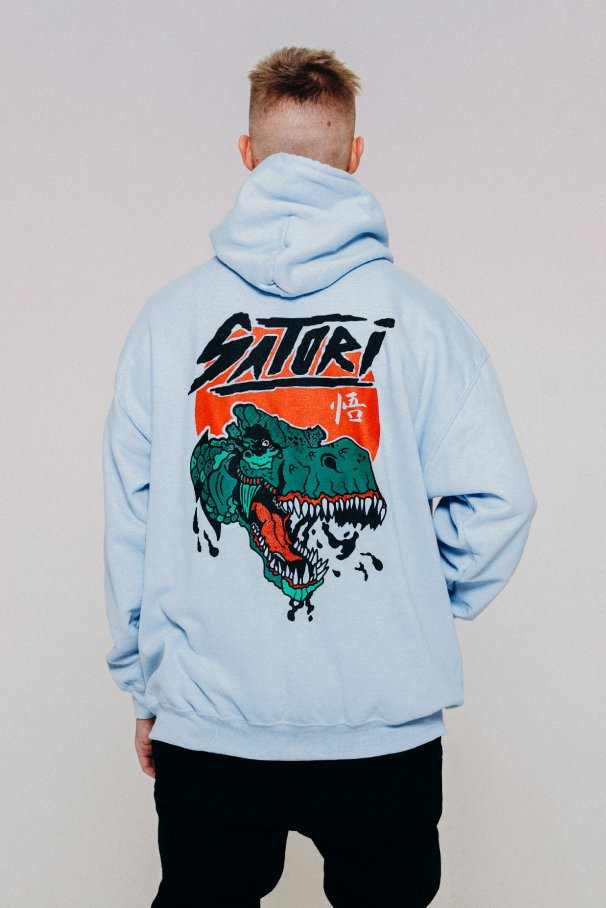 hoodie satori blue2