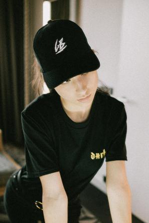 CAP GB BLACK