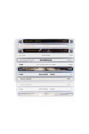 PAULIE GARAND - KOMPLETNÍ DISKOGRAFIE (ANTHOLOGY BOX + CD DANK)