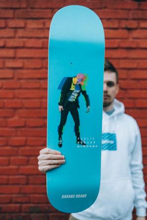 E skateboard nirvana