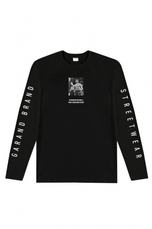 SS 17 - LONGSLEEVE PHOTO BLACK