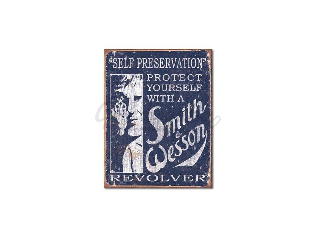 self preservation saw