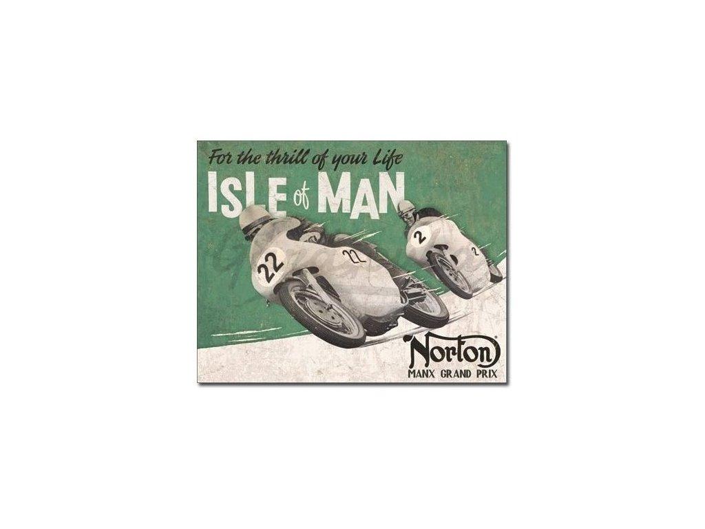 norton isle of man