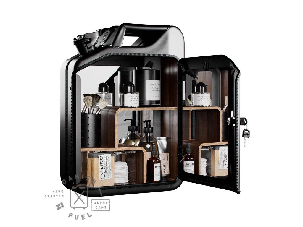 Danish Fuel Unisex Cabinet Nano Black full 1