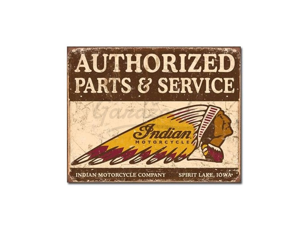 authorized parts indian