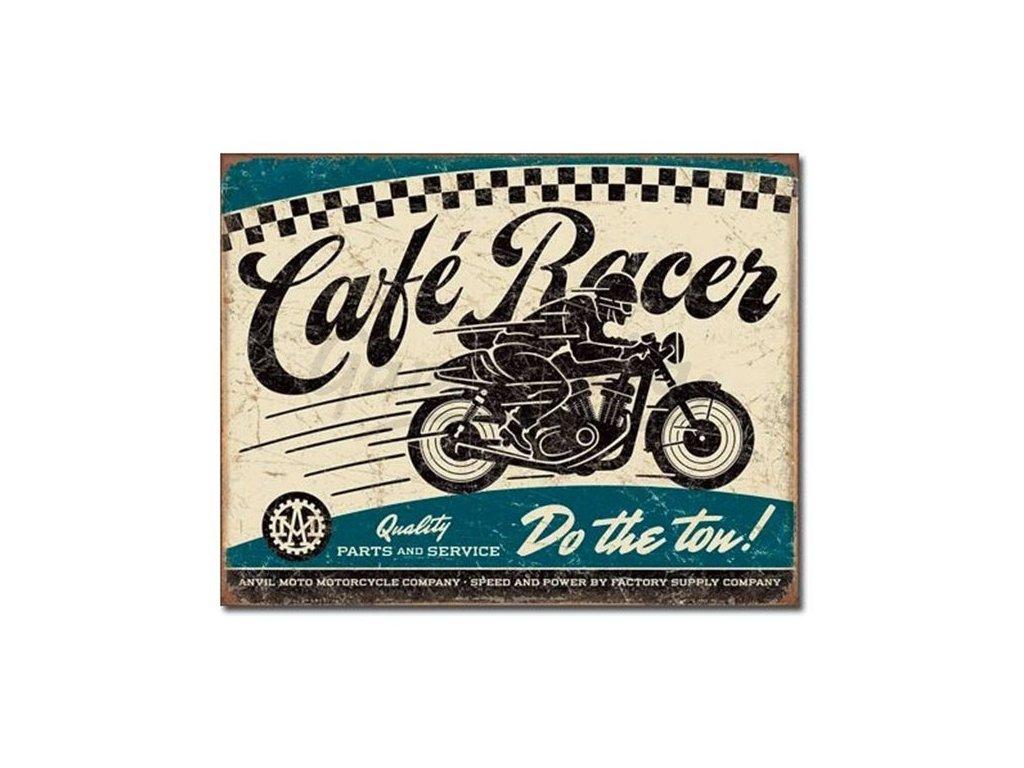 cafe racer cedule