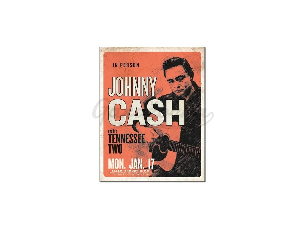 johnny cash tennesse two