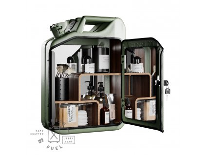 Unisex Cabinet Army Green full
