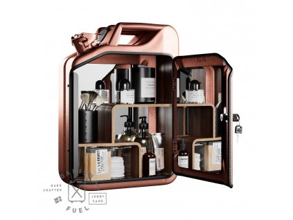 Unisex Cabinet Copper full