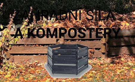 Sila a kompostéry