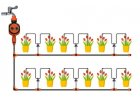 Zavlažovací sady