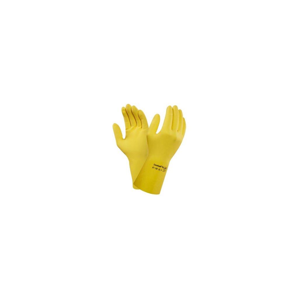 Povrstvené rukavice ANSELL ECONOHANDS PLUS (velikost 10)