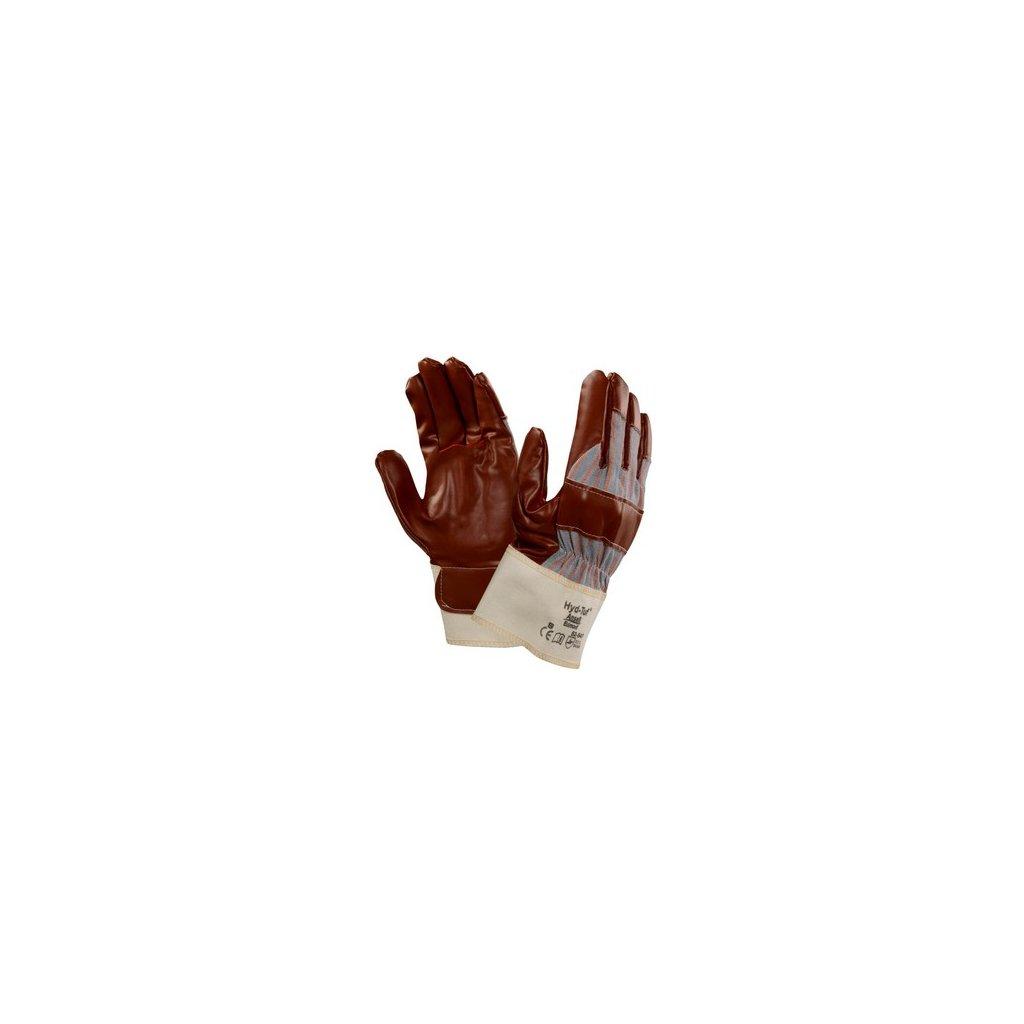 Kombinované rukavice ANSELL HYD TUF GUNN CUT (velikost 9)