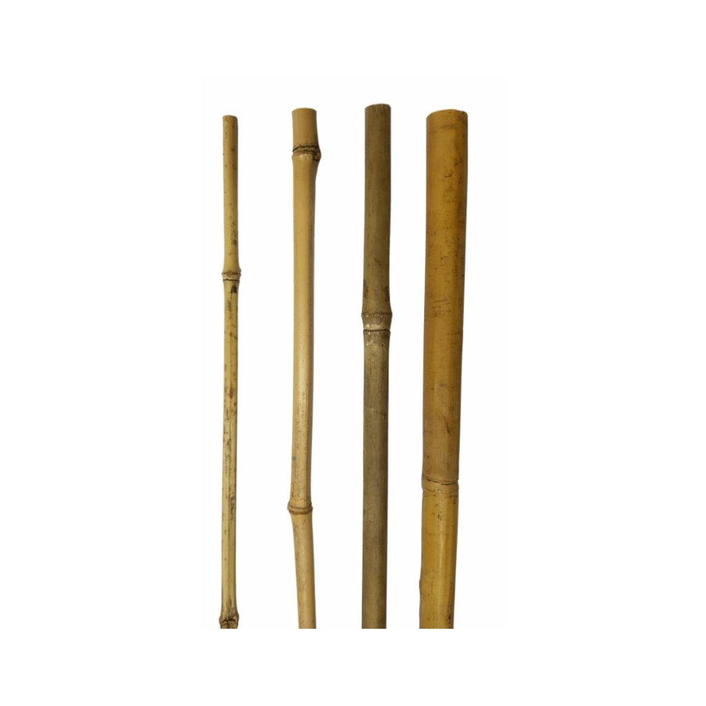 bambusove eko opory tyce