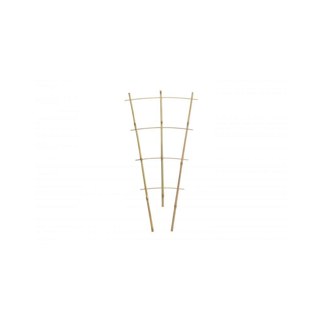 trojity bambusovy zebricek 60 cm