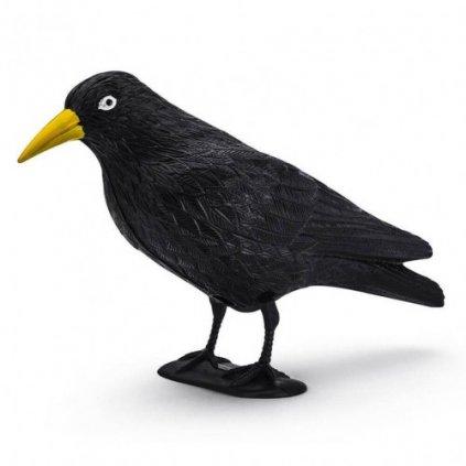 plasic odpuzovac vrana barevna 1