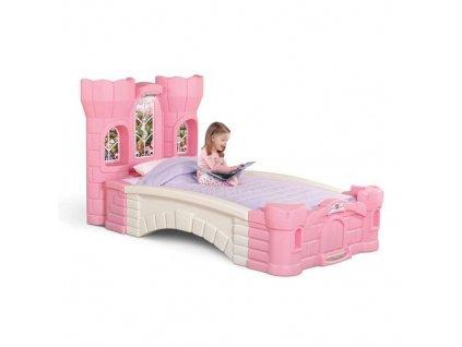 postel pohadkovy hrad snu 801000 1