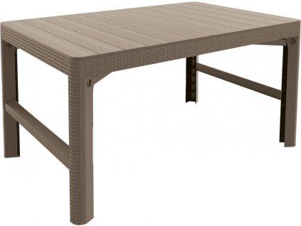 17202805 LYON TABLE RATTAN 6706 RGB