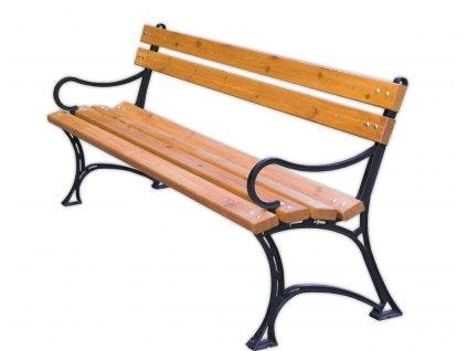 parkova lavice s poruckami2