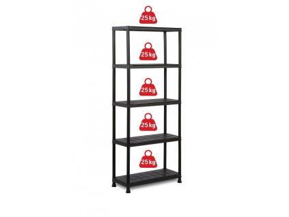 9509000 Plus Shelf 75 5 25kg