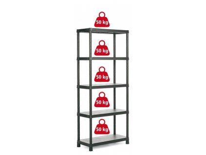 9504000 Plus Shelf 80 5 50kg