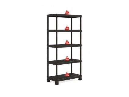 9933000 Plus Shelf Tribac BK 3