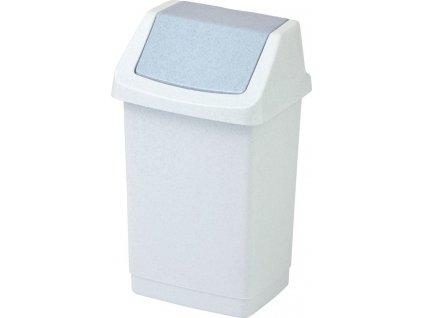 koš odpadkový - luna CLICK 9L