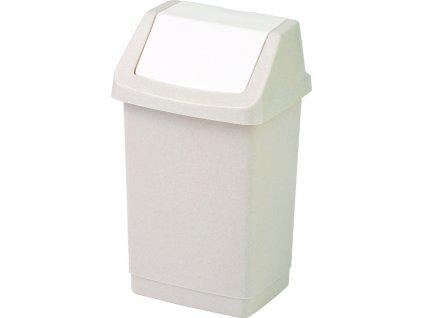 koš odpadkový - savanna CLICK 15L