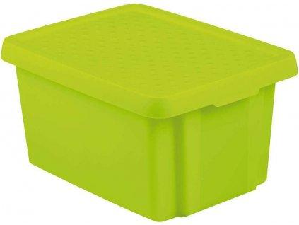 ESSENTIALS box 16L - zelený