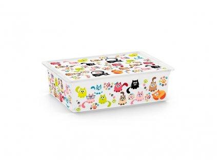 8416000 2233 cont c box style l whtrcua6