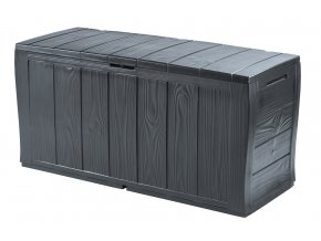 17198596 SHERWOOD STORAGE BOX 270L 6099 RGB