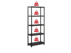 9509000 Plus Shelf 75 5 25kg