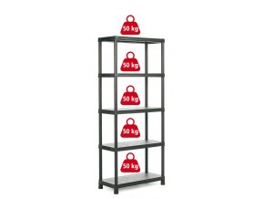 9504000 Plus Shelf 80 5 50kg