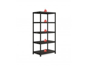 9505000 Plus Shelf XL5 BK 2