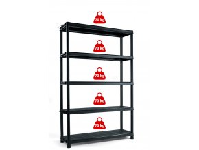 9502000 Plus Shelf 120 5 70kg
