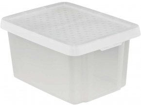 ESSENTIALS box 16L - transparentní