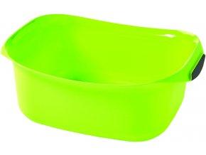 umyvadlo BOWL 8L - zelené