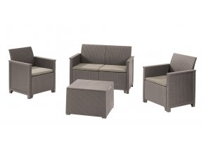 17209481 emma 2 seater sofa set with storage table 8503 rgb
