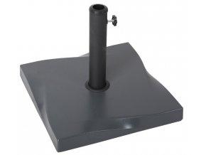 23911sq d 20 podstavec beton 20 kg ctverec