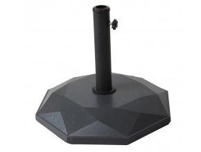 23918r8 d 25 podstavec beton 25 kg osmiuhelnik